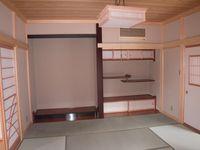 本床の間造りの和室