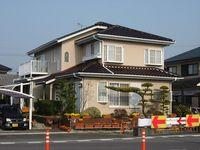築15年のデザインの家