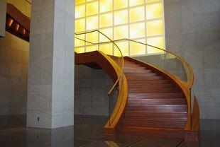 オーダーメイドの螺旋階段