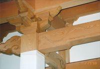 木組みアップ