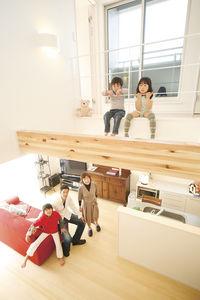 皆笑顔で安心な家造りを。