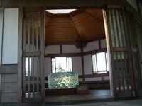 堂ヶ島の野鳥堂(八角堂)