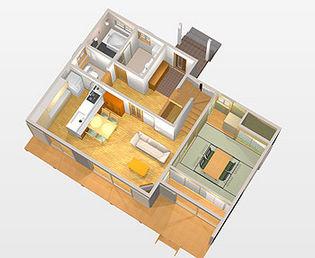 「SE構法で建てる木の家」特別内覧会