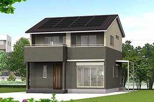 「地域型住宅グリーン化事業の家」構造見学会