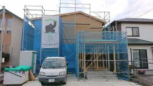 「地域型住宅グリーン化事業の家」ZEH構造現場見学会