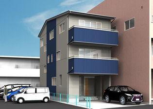 「都市型3階建て住宅」完成現場見学会
